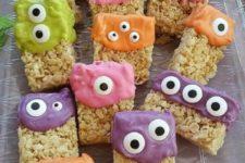 12 creepy cute pastel cookies for Halloween