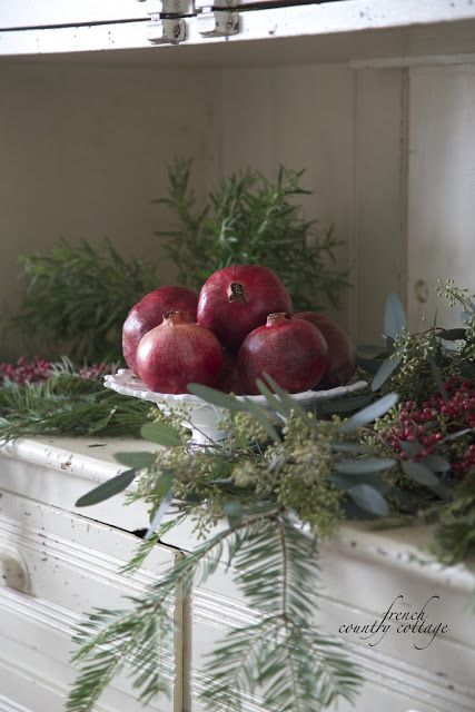 21 Pomegranate Fall Decorations To Infuse Your D 233 Cor With