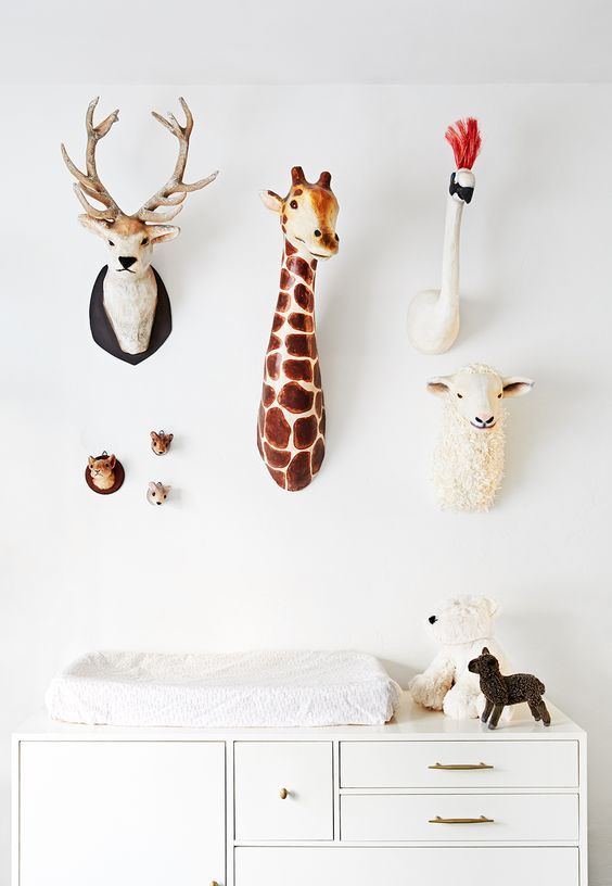Decorative Animal Head Trend 23 Cool Ideas Shelterness