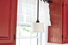 16 such a simple white valance can be easily made by anyone