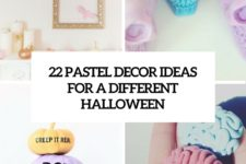 22 pastel decor ideas for a different halloween cover