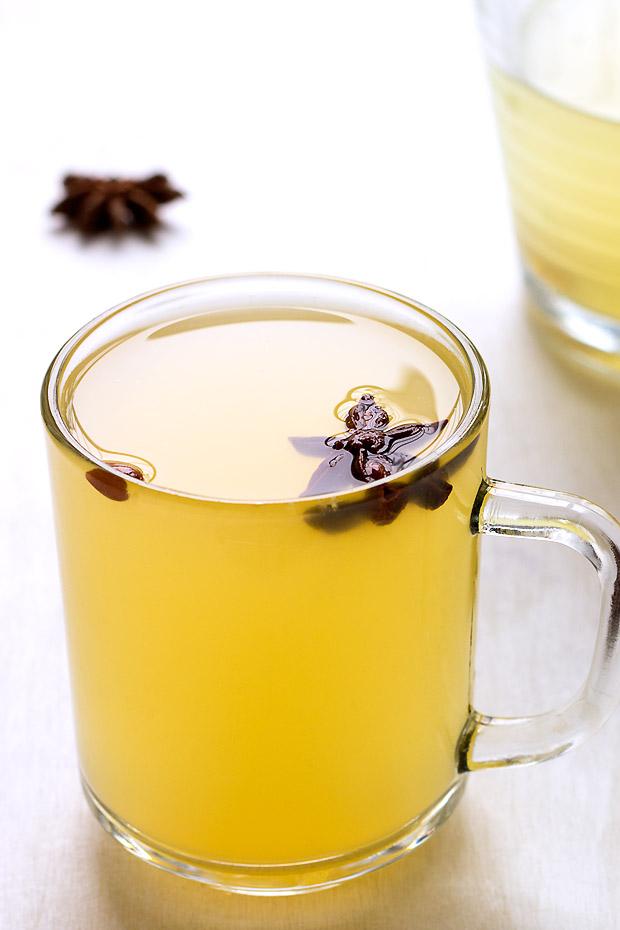 DIY natural healing tea recipe with thai pepper (via www.eatwell101.com)