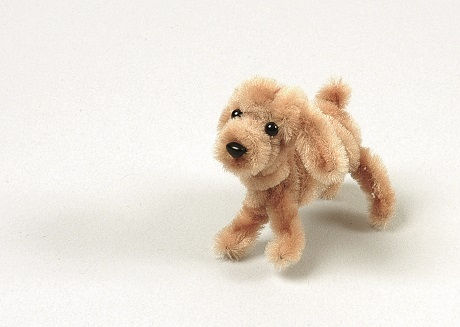 DIY pipe cleaner toy dog (via www.craftfoxes.com)