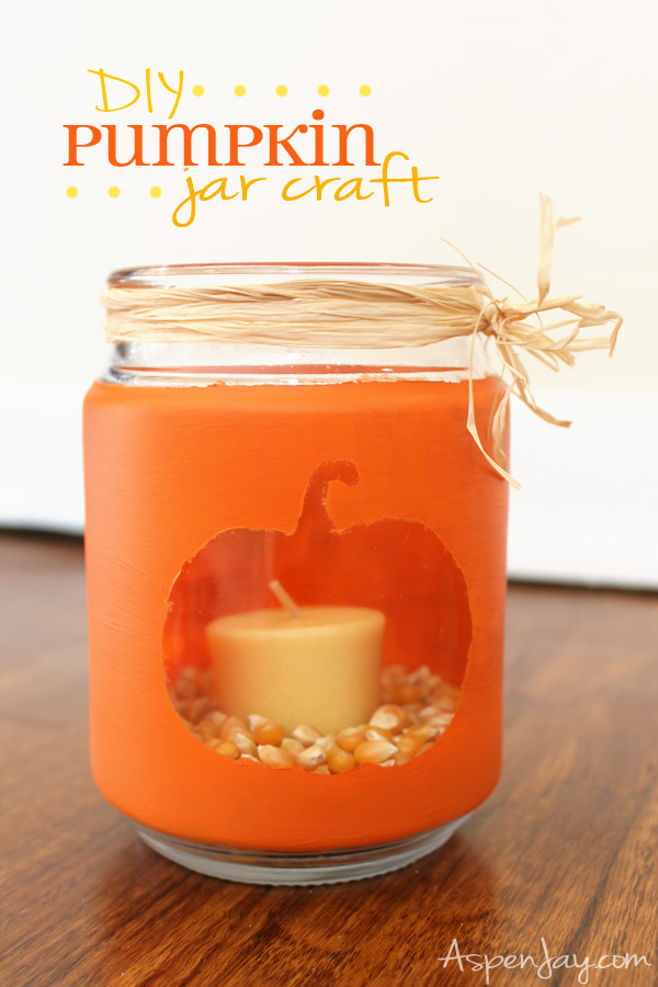 14 Simple And Useful Diy Thanksgiving Jar Crafts Shelterness