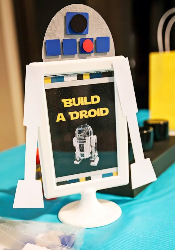 build a droid game for parties