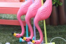 03 Alice in Wonderland croquet set for outdoor games