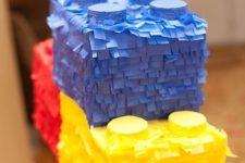 10 Lego pinata for kids' fun