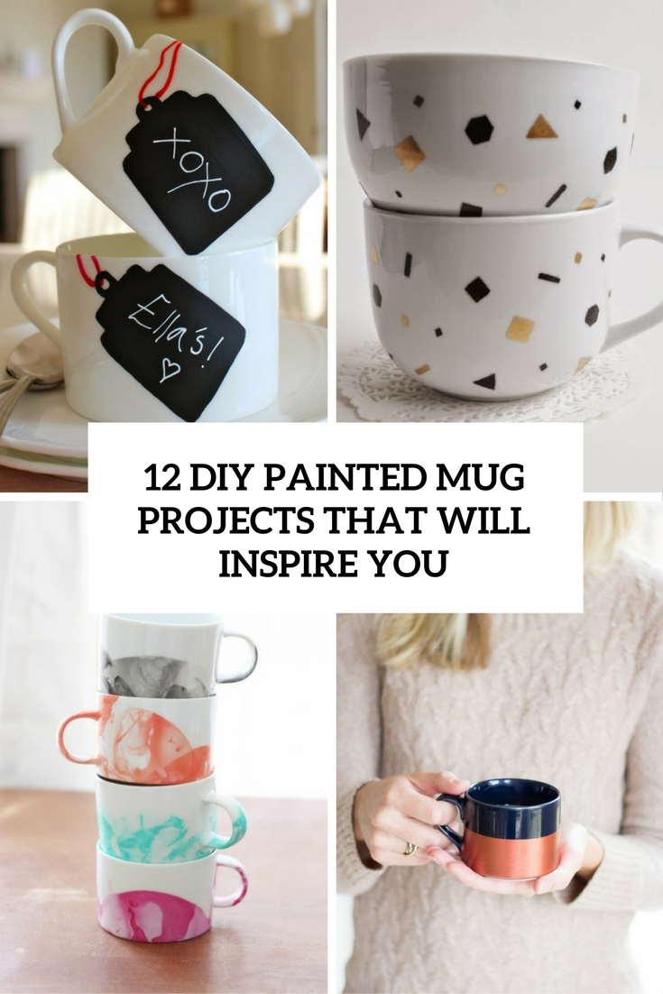 diy painted mug projects that will inspire you cover