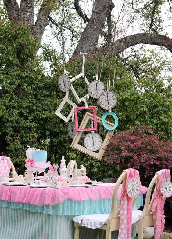 32 Kids Alice In Wonderland Party Ideas Shelterness