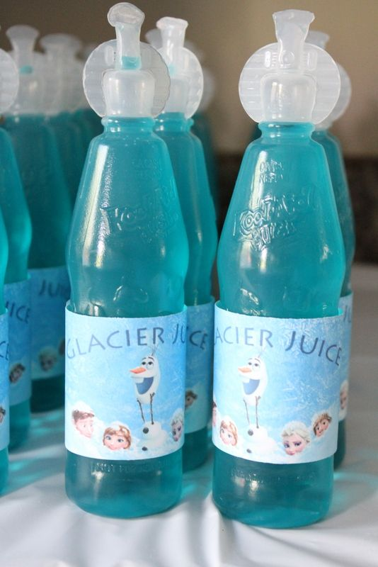32 Elegant And Funny Frozen Kids' Party Ideas - Shelterness