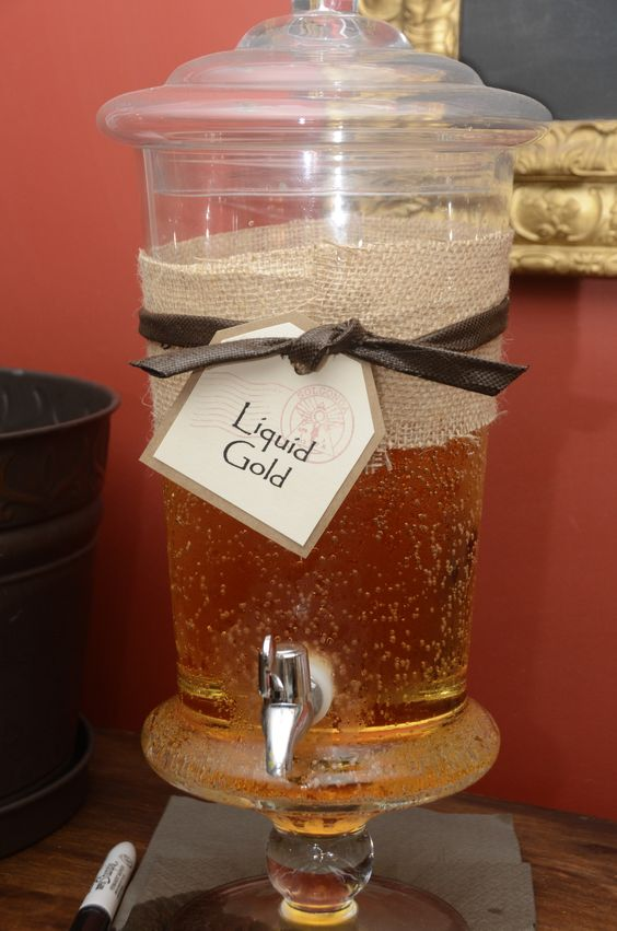 liquid gold punch