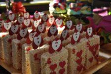 25 cards rice krispie treats