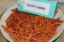 26 Olaf's arms dessert