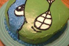 26 simple and easy Ninja Turtle birthday cake