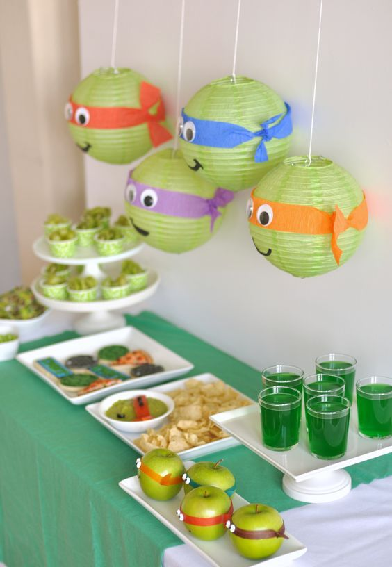 styled dessert table that can be easily created by yourself