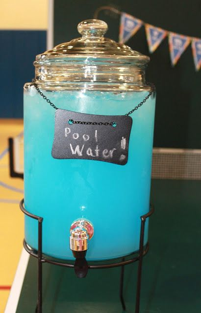 pool water punch to try