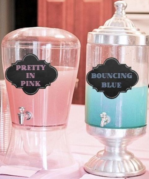 31 Fun And Sweet Gender Reveal Party Ideas