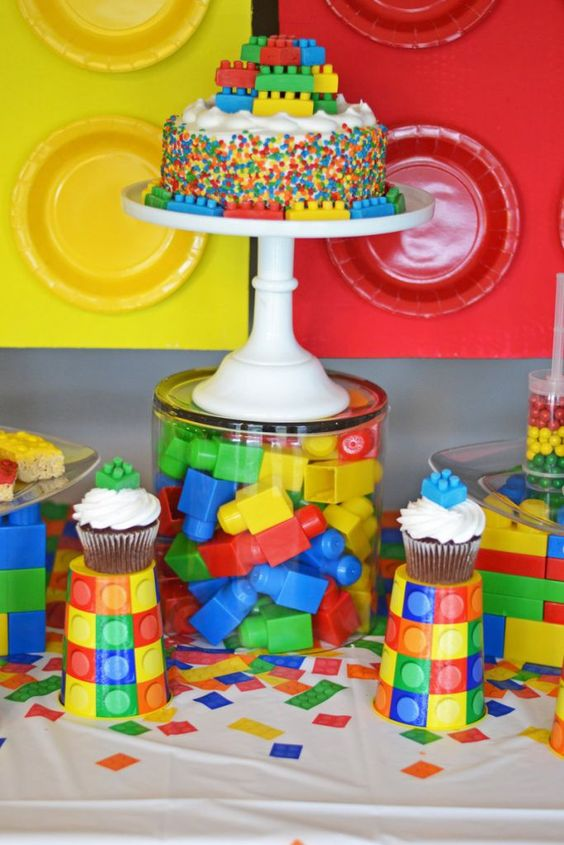 How To Make A Cake Building