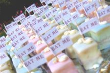 31 top your treats with 'Eat Me' toppers