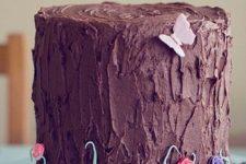 32 whimsy Alice In Wonderland cake