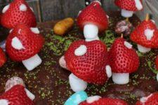 33 Wonderland mushroom treats