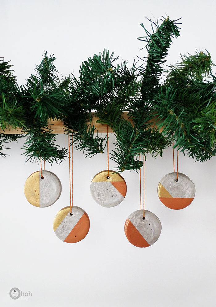 Trendy diy concrete decorations and accessories
