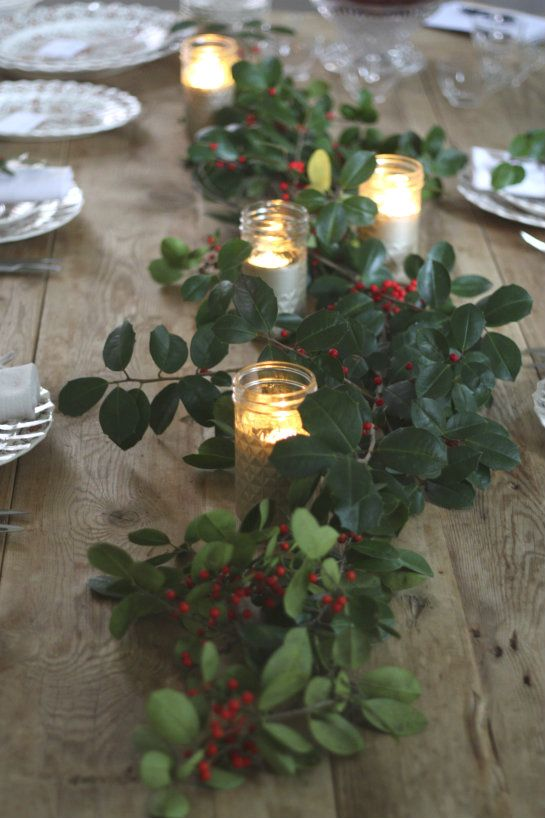 Ideas For Christmas Decorations Inside