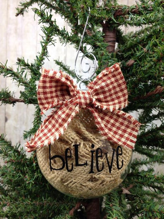 Diy Christmas Favors Ideas