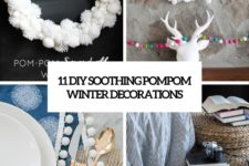 11 diy soothing pompom winter decorations cover