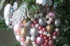 13 beautiful bead ornaments are pretty easy to make