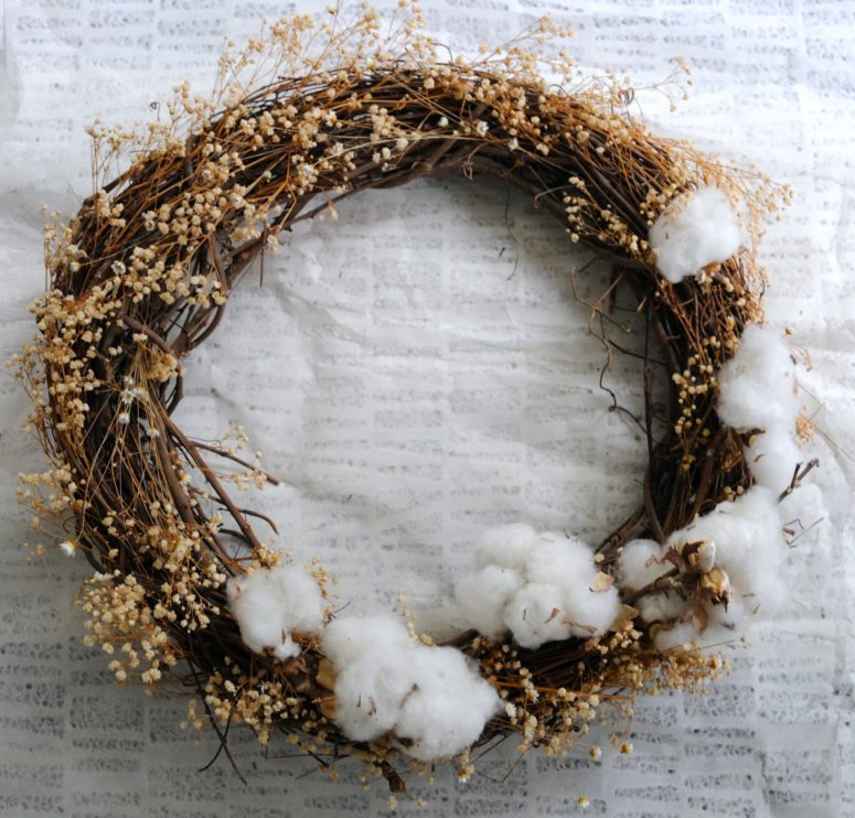 10 Cozy Diy Cotton Balls And Plant Crafts For Winter Shelterness