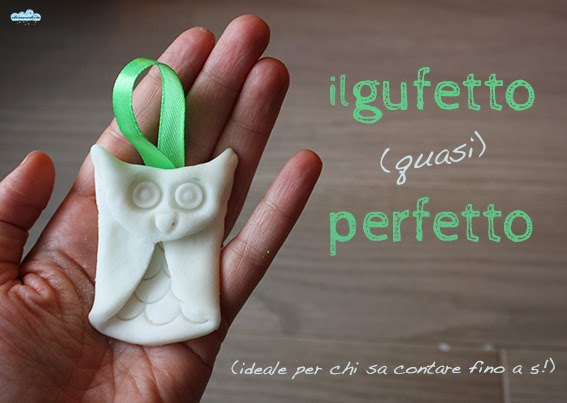 DIY salt dough or clay ornaments you kids will make (via www.quandofuoripiove.com)