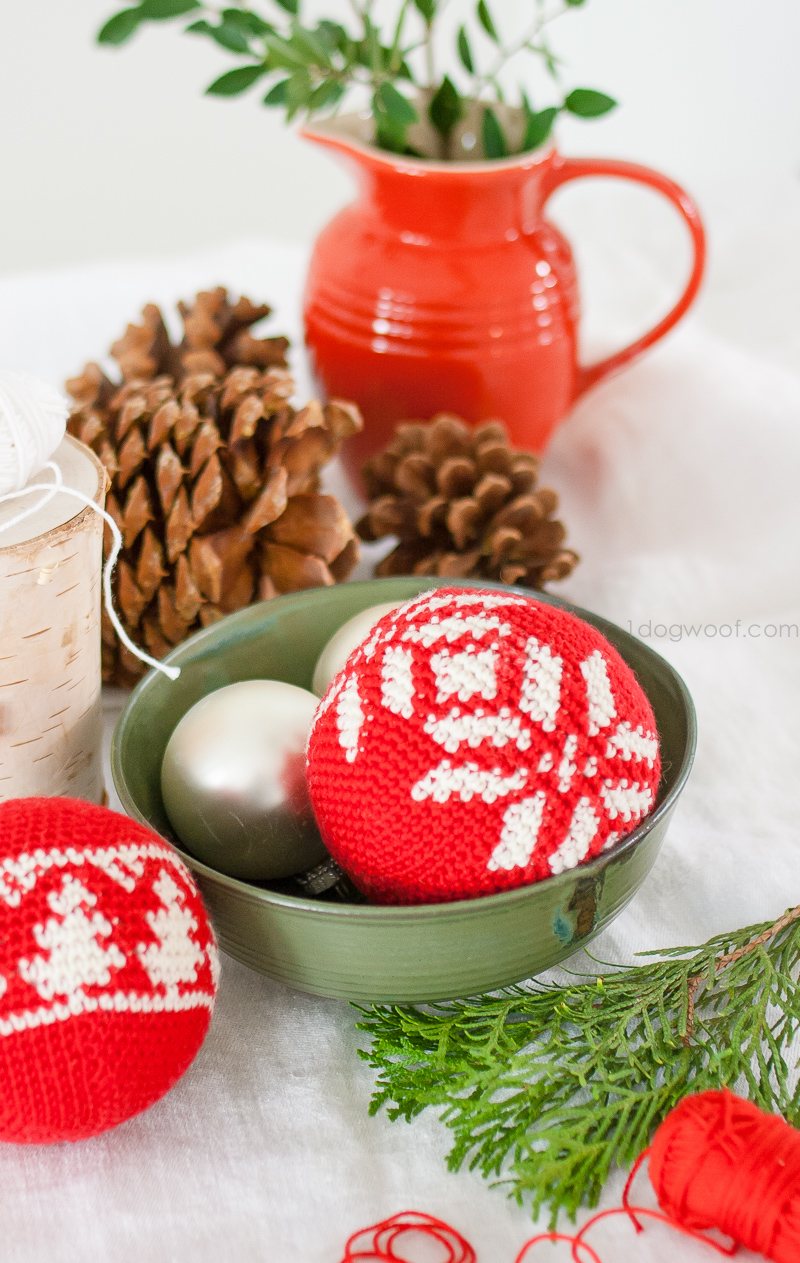 Diy Crochet Christmas Ornaments And