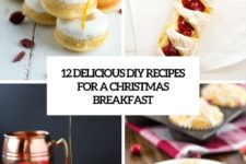 12 delicious diy recipes for a christmas breakfast cover