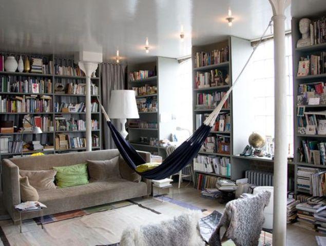 hammock that swings regardless of the weather