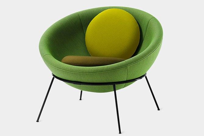 iconic mid-century modern chair