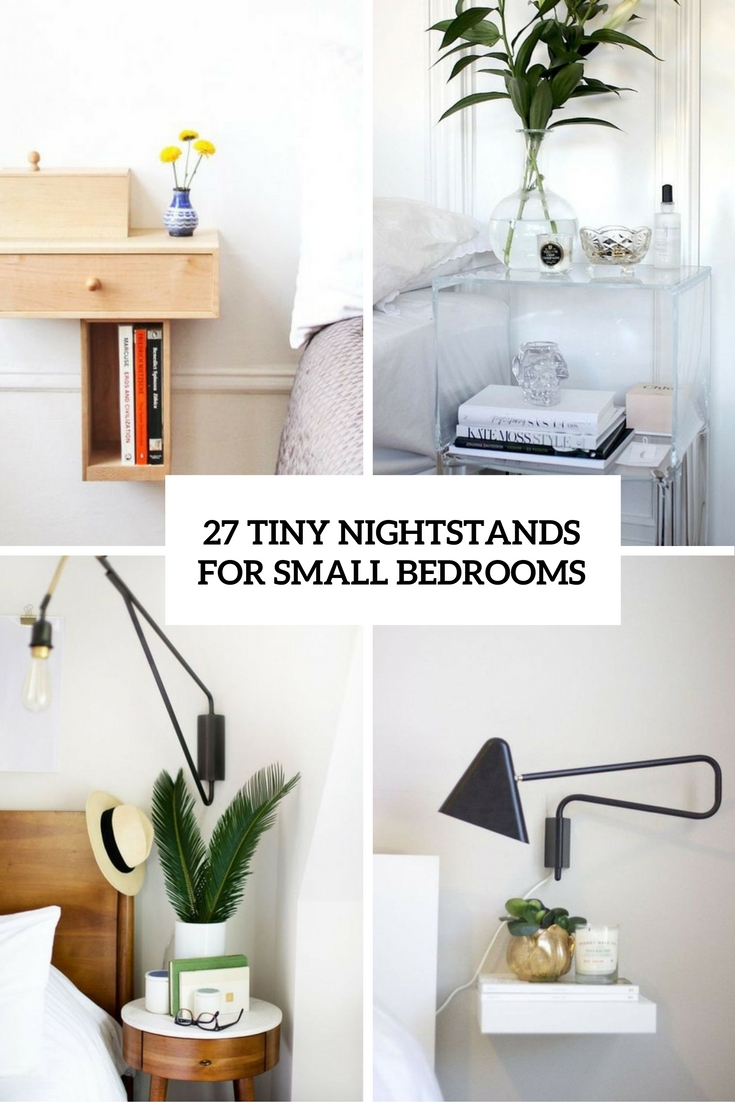 tiny nightstands for small bedrooms cover