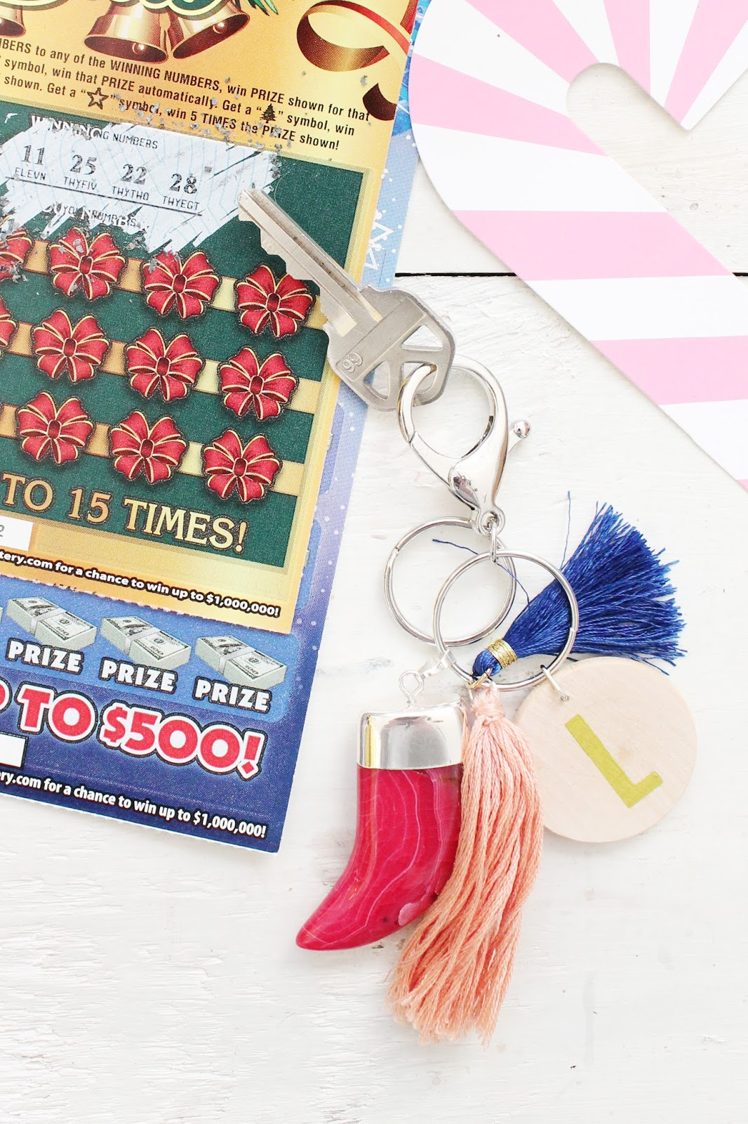 Cutest diy keychains to make yourself shelterness