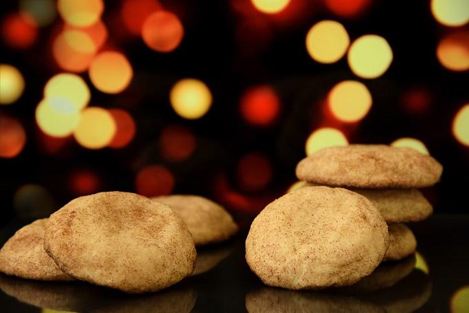 DIY snickerdoodle cookies (via www.littleswissbaker.com)