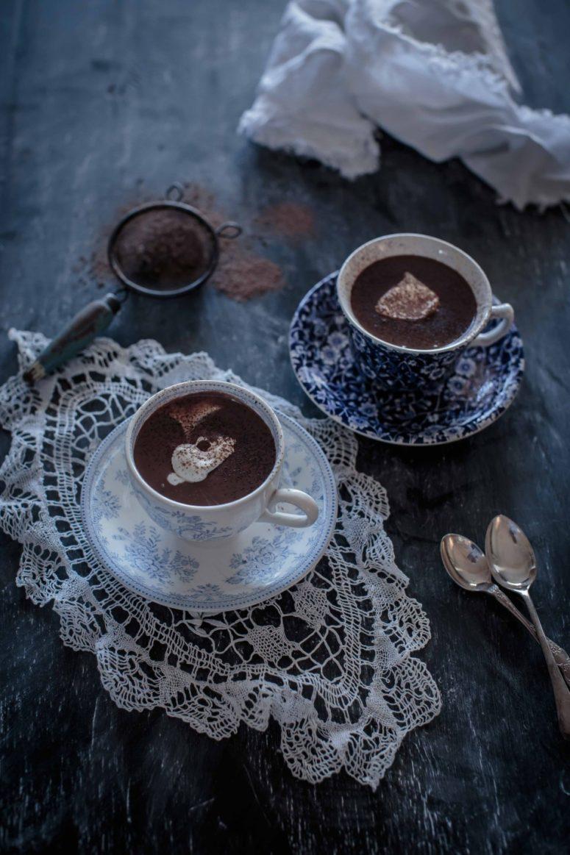 DIY chilli hot chocolate recipe (via themacadames.com )