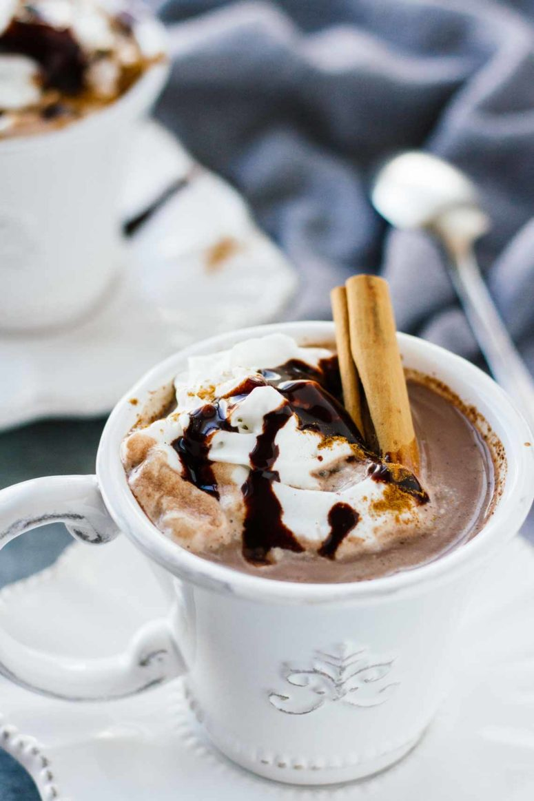 Making Hot Chocolate With Raw Cocoa
