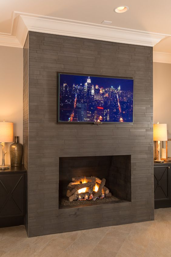 22 Ways To Incorporate A Wall Mount Tv Into Interior