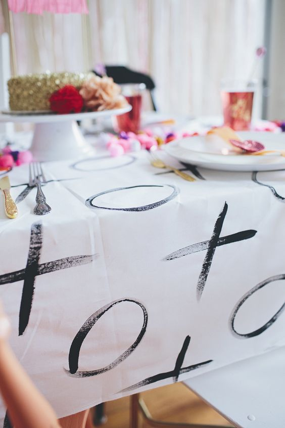 add lovable details to your tablescape for an extra special touch