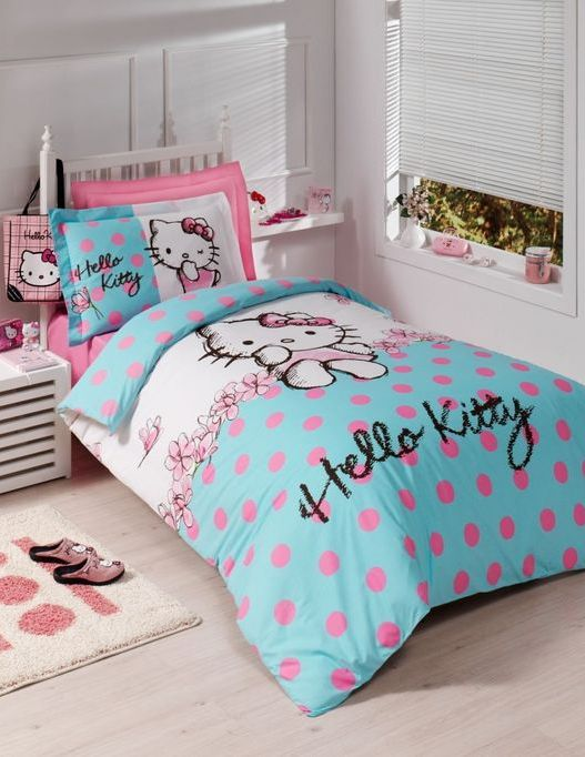 bedding and some other textiles may be sufficient for infusing a kids room