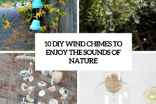 10 diy wind chimes to enjoy the sounds of nature cover