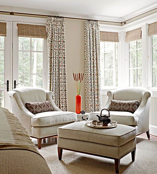 3 Ways And 23 Ideas To Cover French Door Windows