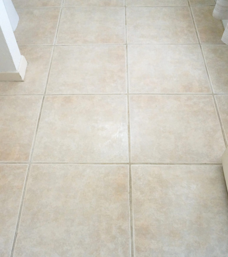 How To Clean Bathroom Tile: How To Clean Tile Grout Easily: 10 DIYs