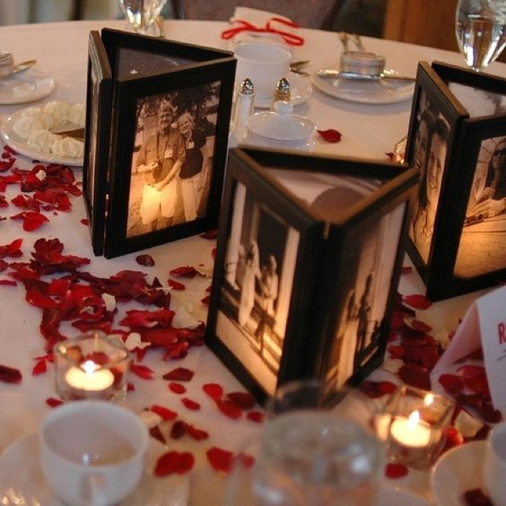 adorable photo luminaries will bring good memories