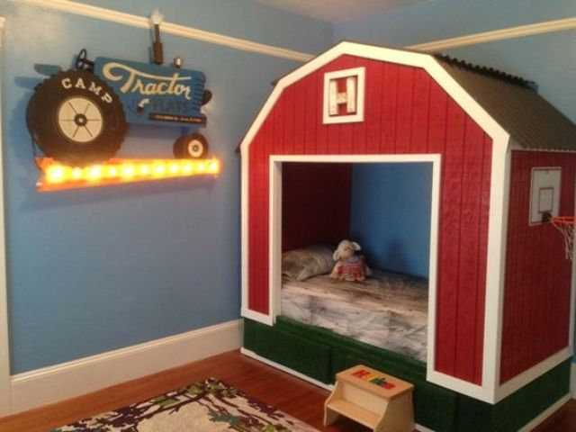 16 Unique Boys Beds To Make Sleeping More Interesting
