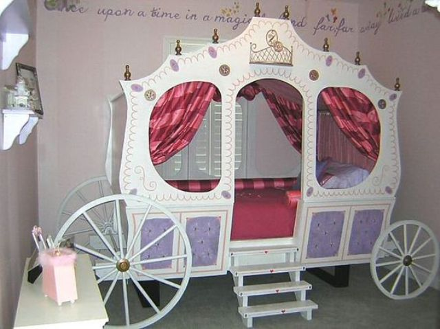 such a beautiful carriage can be DIYed by you